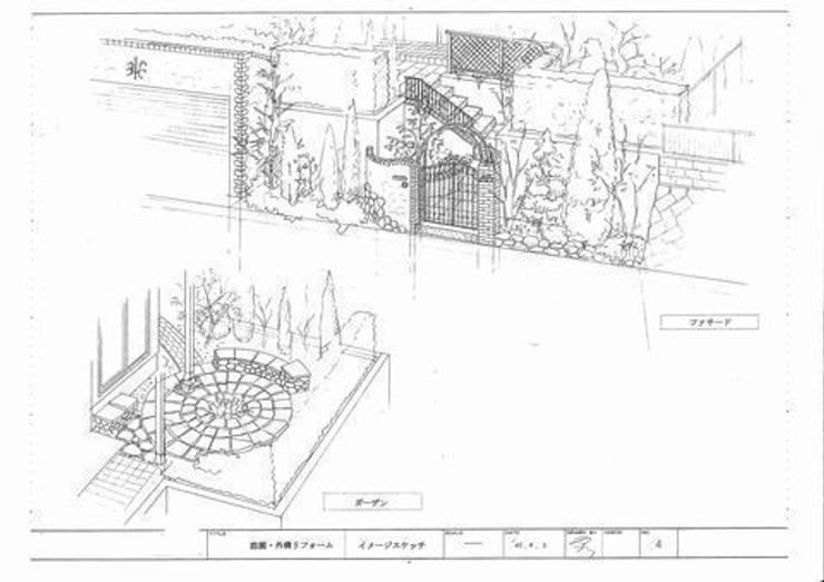 イメージスケッチ: アーテック・にしかわ/アーテック一級建築士事務所が手掛けたです。