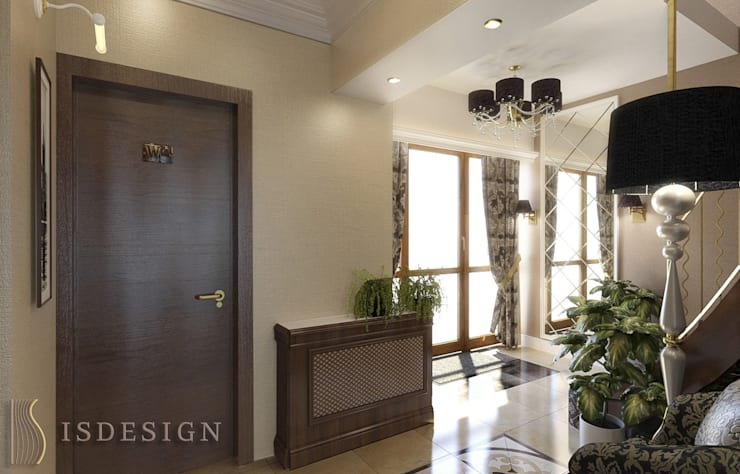 Холл : Гостиницы в . Автор – ISDesign group s.r.o.