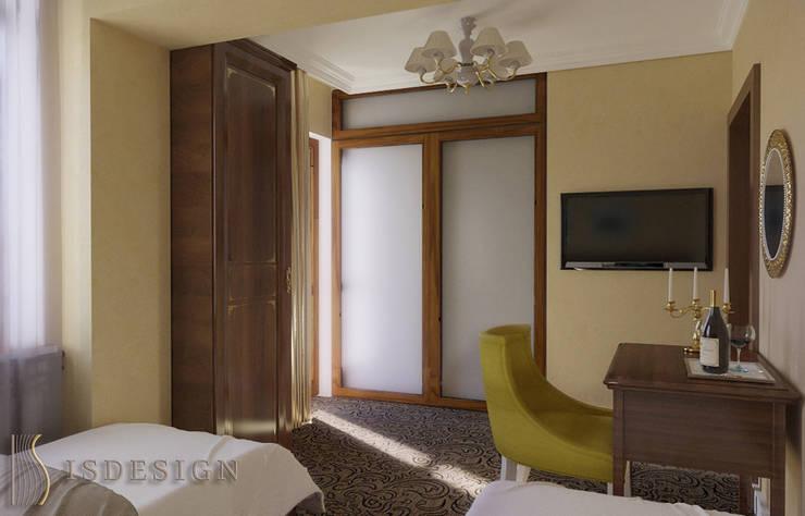 Гостиничный номер: Гостиницы в . Автор – ISDesign group s.r.o.