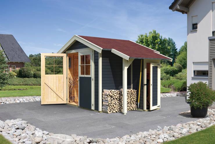 7 Geniale Ideen Fur Ein Gartenhaus
