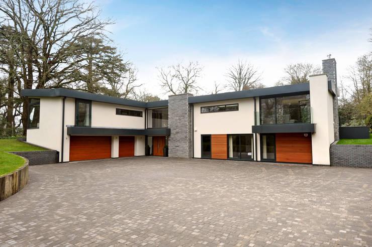Redwoods, Wimborne, Dorset:  Houses by Jigsaw Interior Architecture
