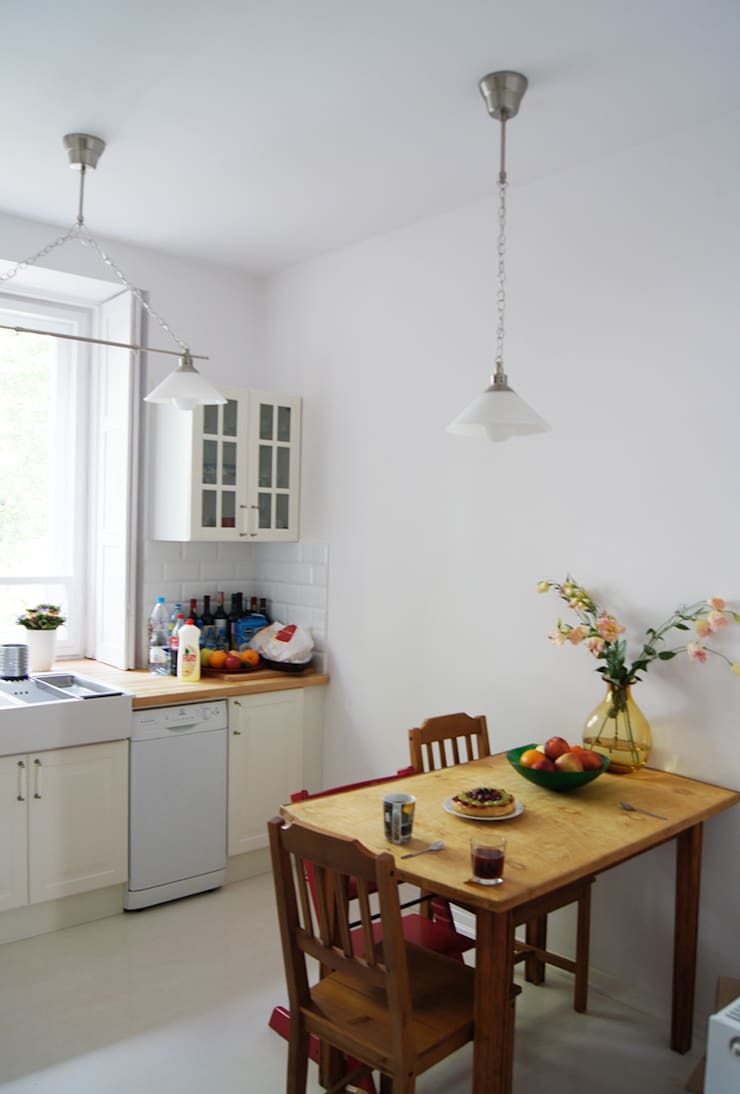 Dapur oleh ZAZA studio, Skandinavia