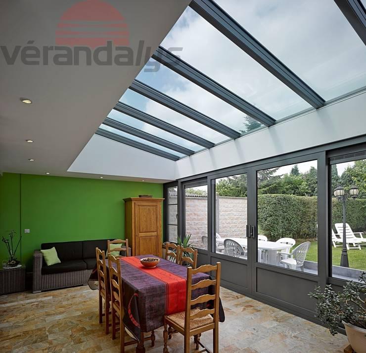 Vérandalys: Terrasse de style  par Vérandalys