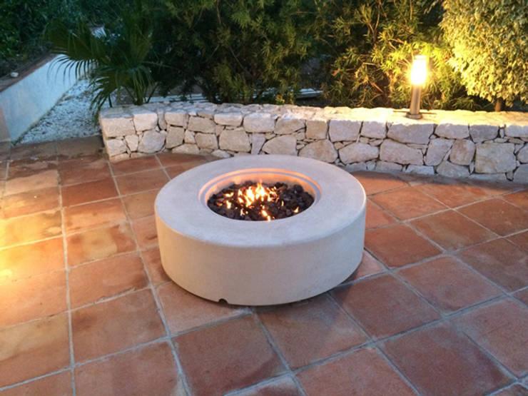 Proyecto Barcelona:  de estilo  de Elysian Fire