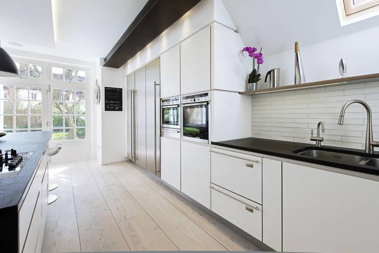 Kitchen by Hamilton King