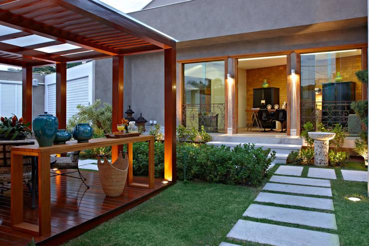 庭院 by CP Paisagismo