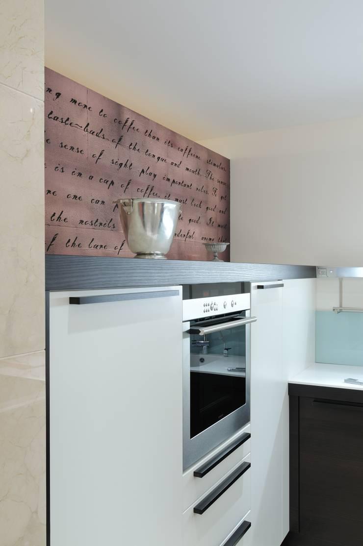 Квартира как номер-сьют в отеле.: Кухня в . Автор – Меречко Людмила