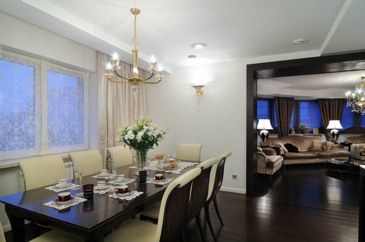 Квартира как номер-сьют в отеле.: Столовые комнаты в . Автор – Меречко Людмила