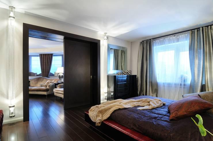 Квартира как номер-сьют в отеле.: Спальни в . Автор – Меречко Людмила