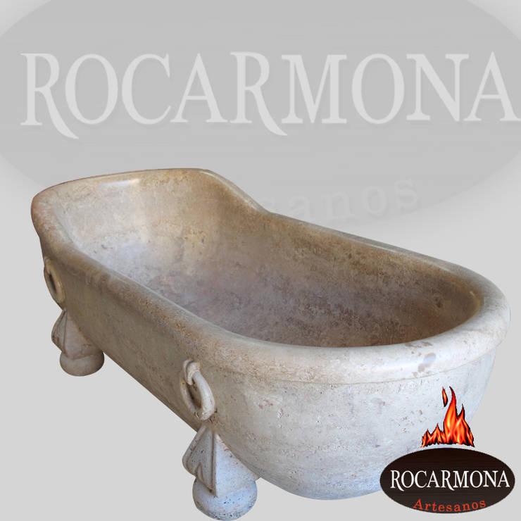 Bathroom by Rocarmona Artesanos,s.l.