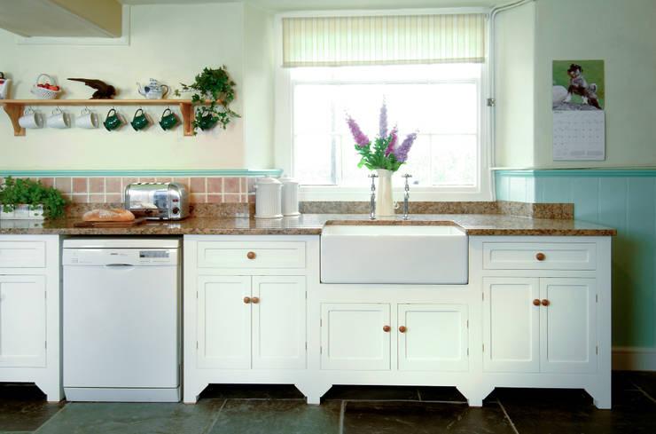 Kitchen by Samuel F Walsh Furniture