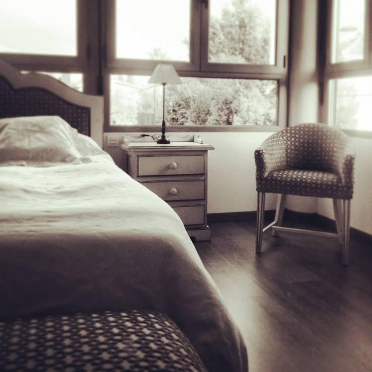 Dormitorio Reformado: Dormitorios de estilo  de AG INTERIORISMO