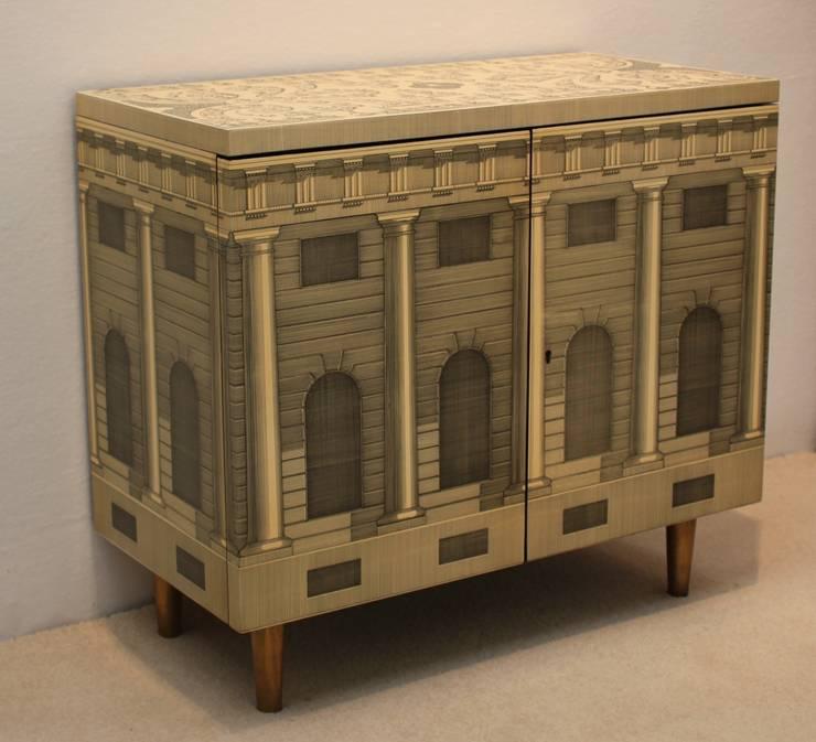 Soggiorno in stile in stile Classico di De Parma