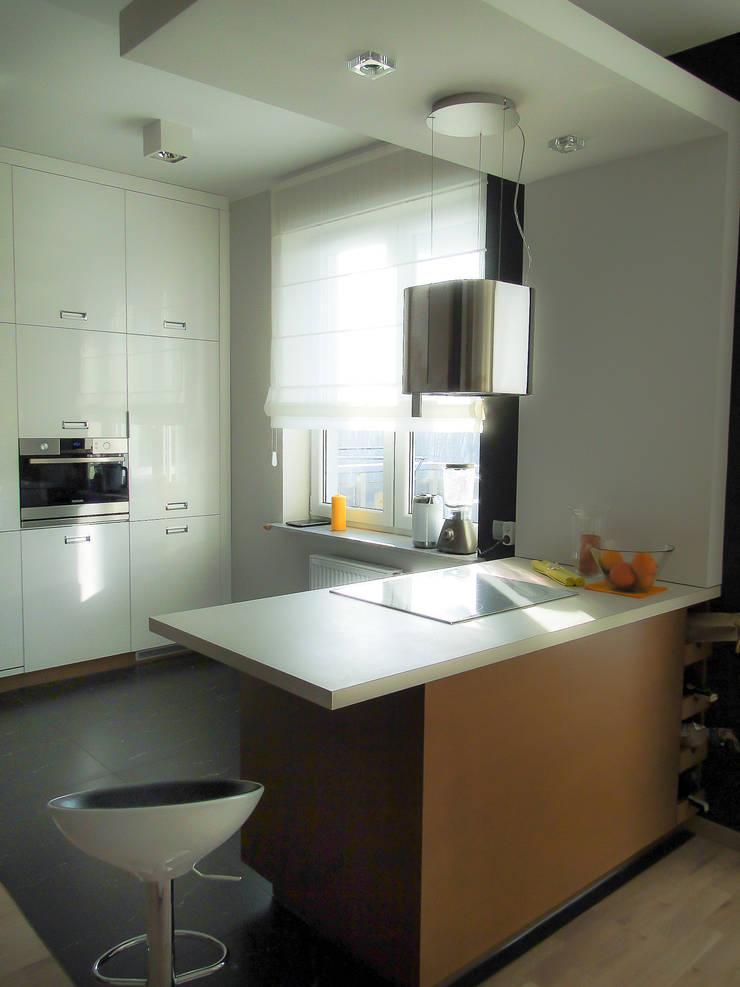 aneks kuchenny: styl , w kategorii Kuchnia zaprojektowany przez Inspiration Studio