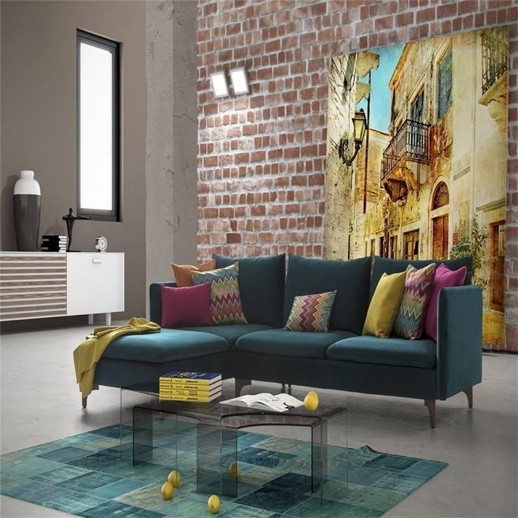 Living room oleh OSMANOĞULLARI MOBİLYA