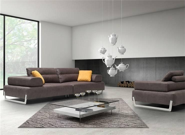 Living room by OSMANOĞULLARI MOBİLYA