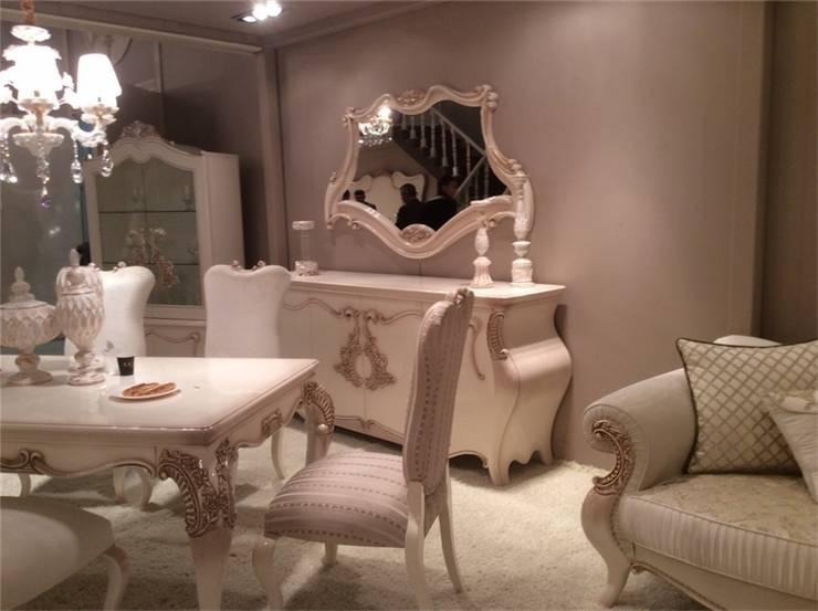 Dining room by OSMANOĞULLARI MOBİLYA
