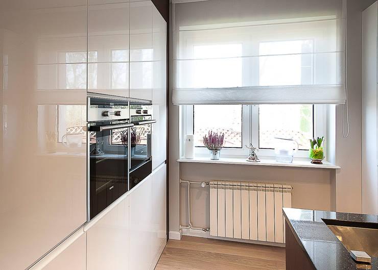 kuchnia: styl , w kategorii Kuchnia zaprojektowany przez Inspiration Studio