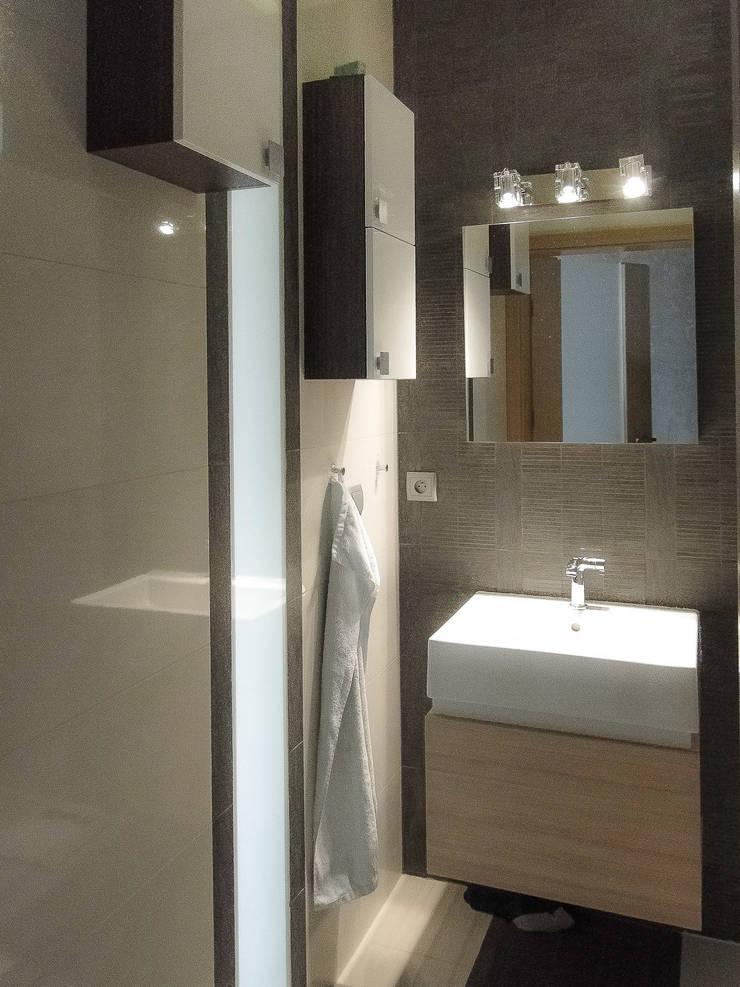 łazienka: styl , w kategorii Łazienka zaprojektowany przez Inspiration Studio