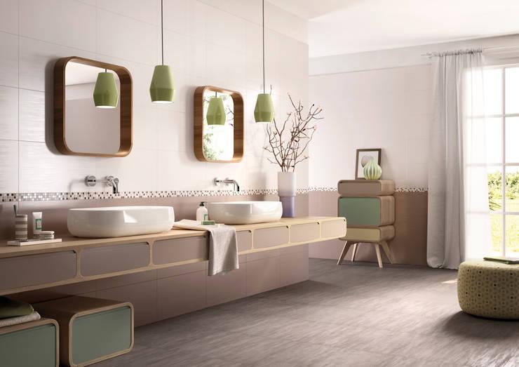 modern Bathroom by Tileflair