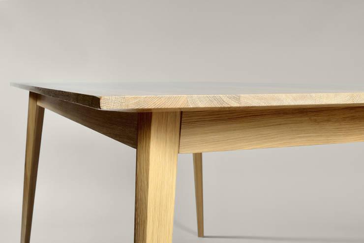 Stół Don Vito: styl , w kategorii Jadalnia zaprojektowany przez Moromou