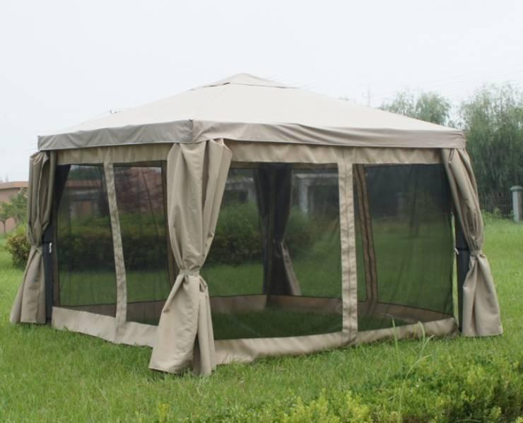 Pawilon Orlean: styl , w kategorii Ogród zaprojektowany przez Ogrodowy Salon