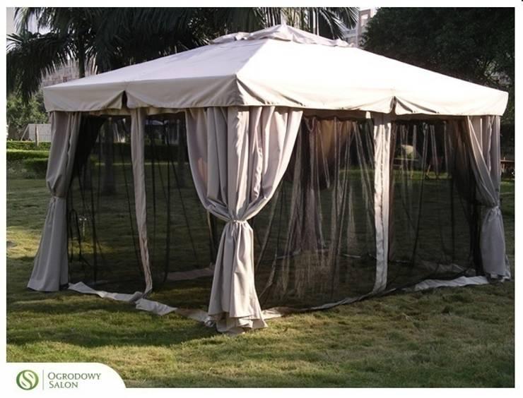 Pawilony ogrodowe: styl , w kategorii Ogród zaprojektowany przez Ogrodowy Salon