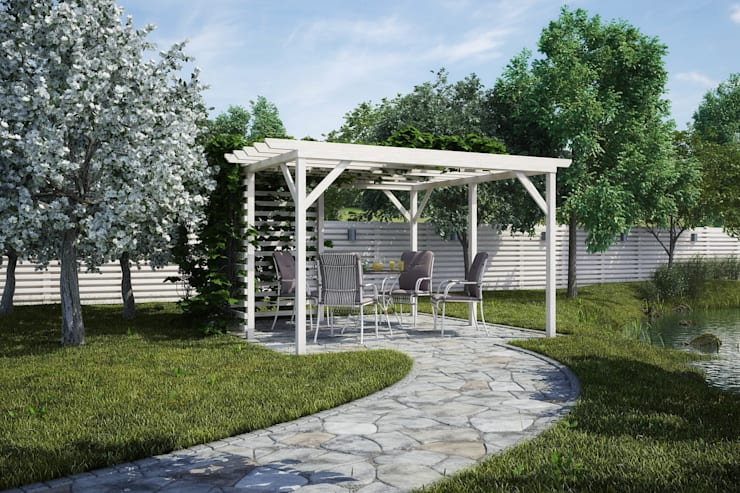 Garden  by Ogrodowy Salon