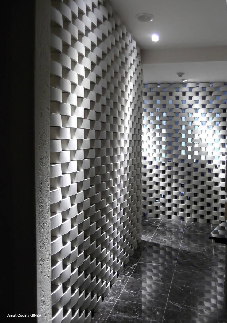 Ceramic screen: 株式会社 虔山 が手掛けた家です。,オリジナル
