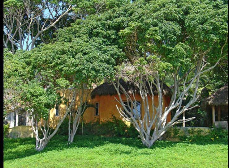 Casa Mis Amores: Jardines de estilo  por BR  ARQUITECTOS