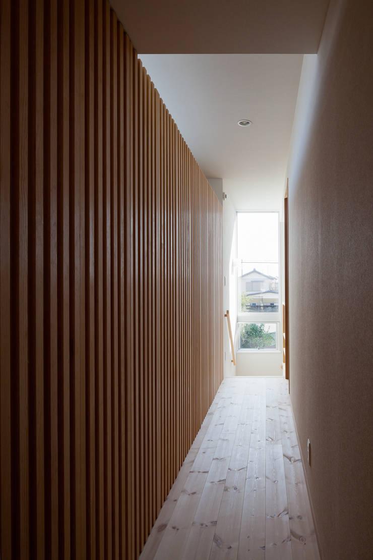 Hành lang theo 山岡建築研究所, Hiện đại