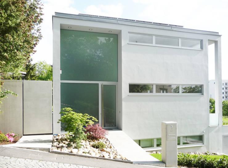 Stimmiges Gesamtwerk: moderne Häuser von GESSNER INNENARCHITEKTUR