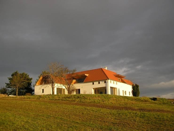 Bild 5:  Häuser von baldassion architektur