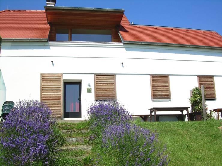 Bild 8:  Häuser von baldassion architektur