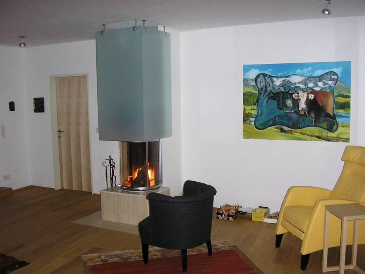 Bild 10:  Wohnzimmer von baldassion architektur