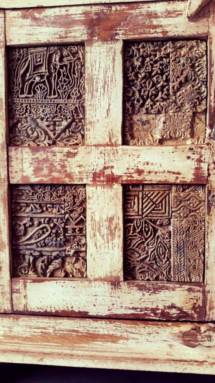 Decoratie:  Woonkamer door Saffrane