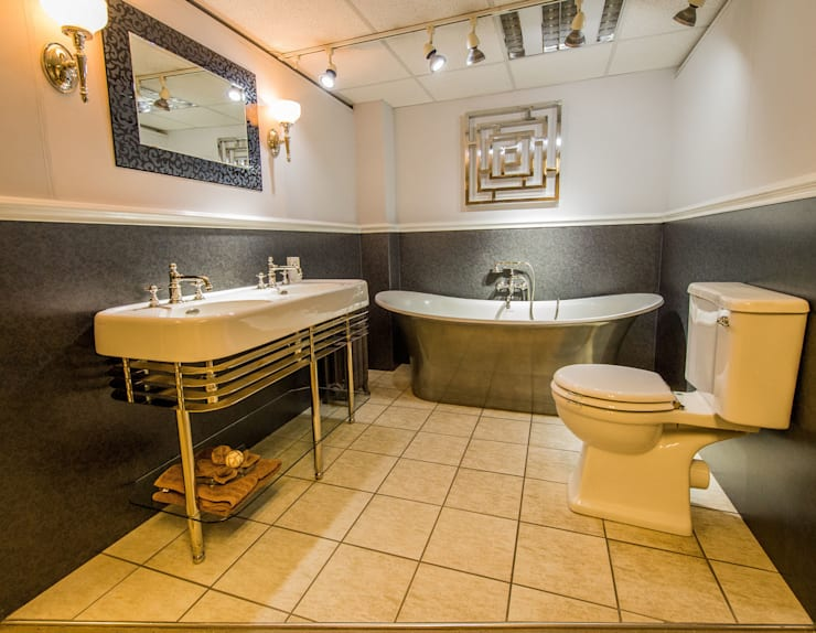 حمام تنفيذ Sovereign Bathroom Centre