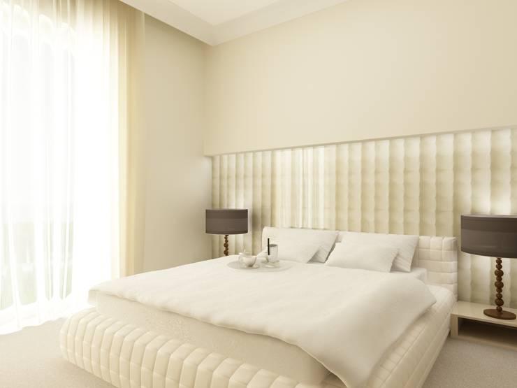 CAROLINE'S DESIGN의  침실