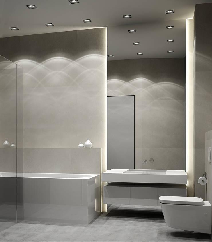 Buddha_project: Ванные комнаты в . Автор – Projecto2,