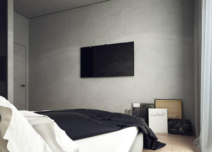 Buddha_project: Спальни в . Автор – Projecto2,