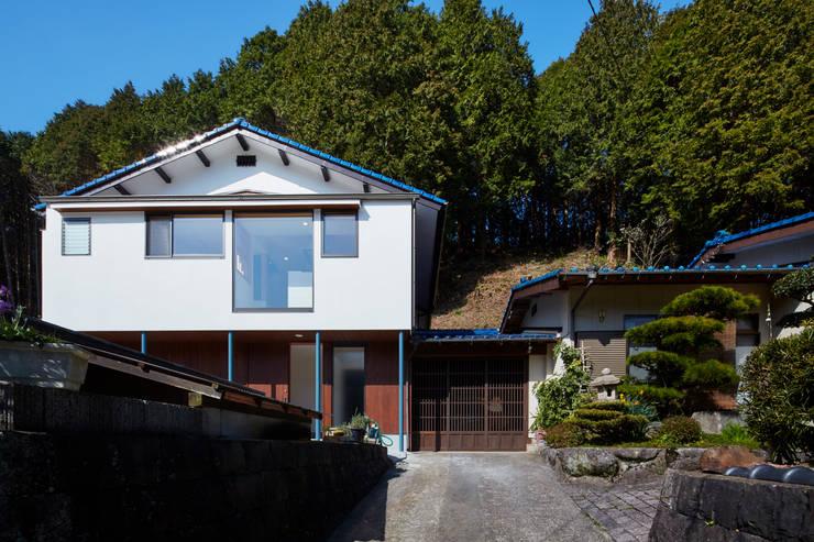 外観: 川良昌宏建築設計事務所 Kawara Masahiro Architect Officeが手掛けたです。
