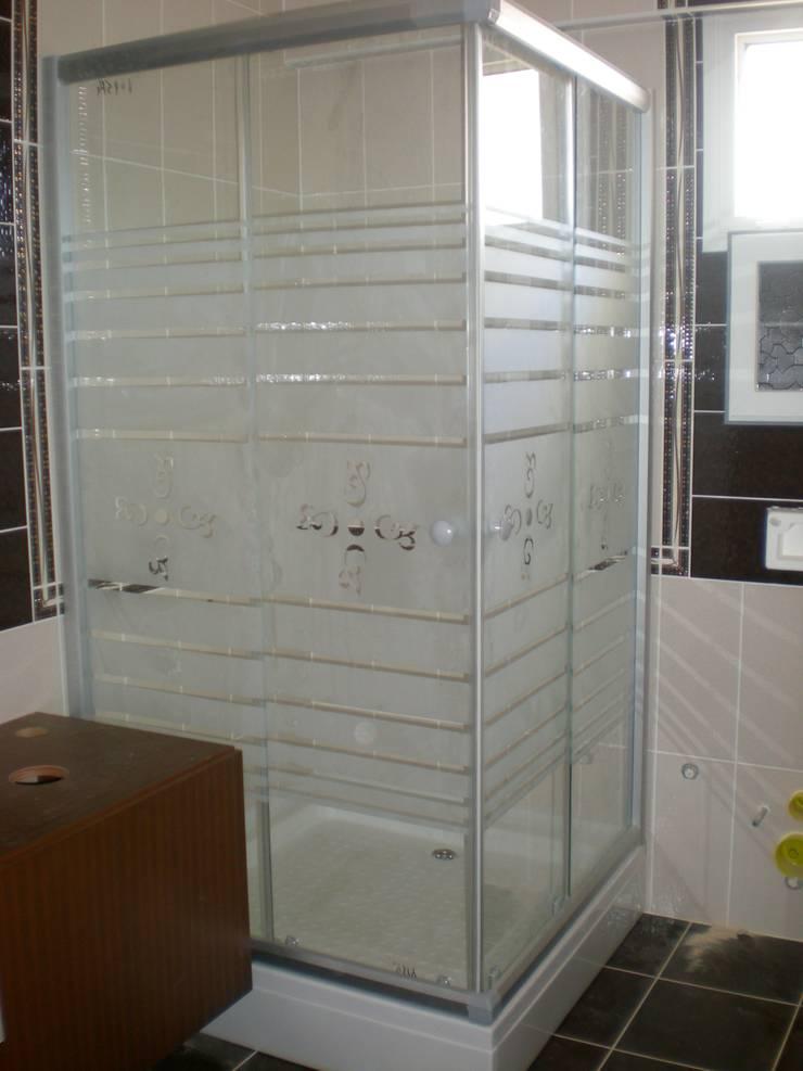 Ванные комнаты в . Автор – BAPEN PVC.ltd.şti., Средиземноморский