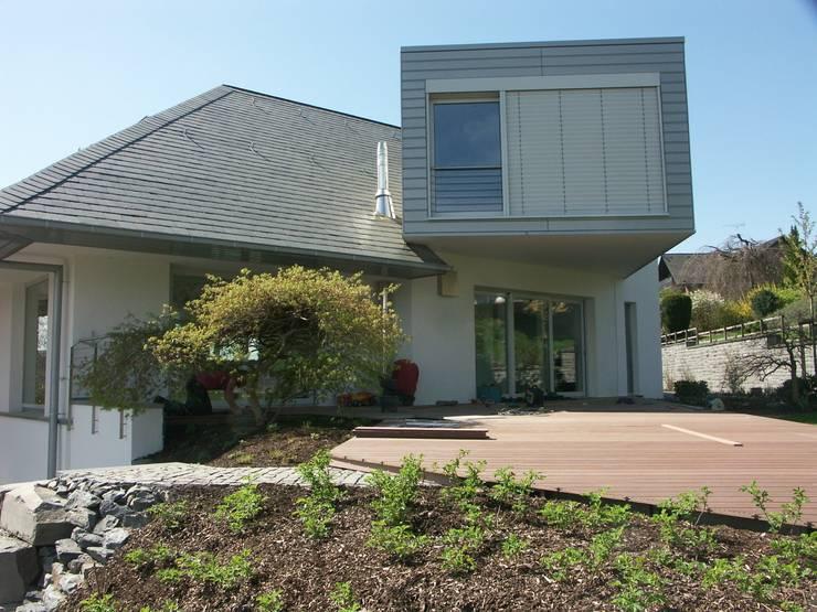 minimalistische Huizen door gmyrekarchitekten
