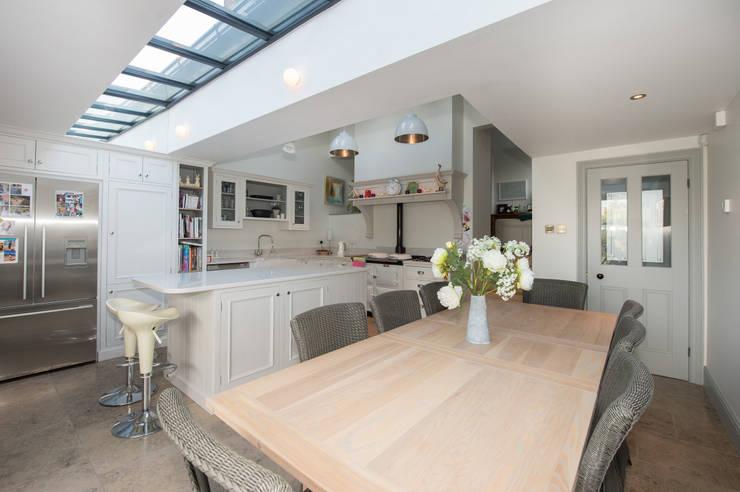 Doma architects - kitchen garden - interior: modern Kitchen by doma architects