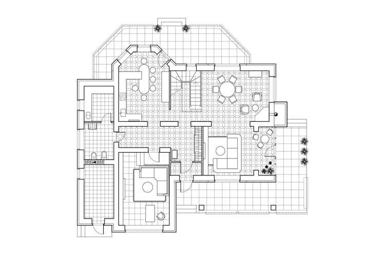 1 этаж:  в . Автор – Format A5 Fontanka
