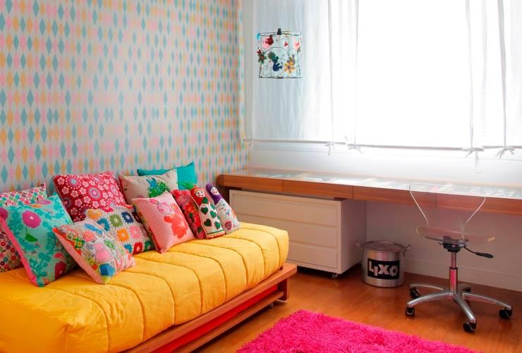 Детские комнаты в . Автор – Oba! Arquitetura