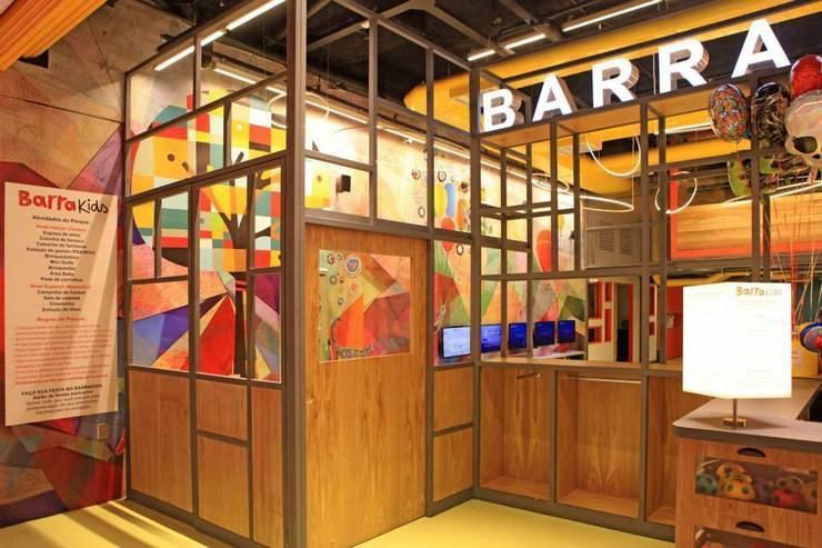 BarraKids BarraShopping: Locais de eventos  por Oba! Arquitetura