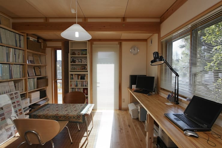 by 近建築設計室 KON Architect Office Asian
