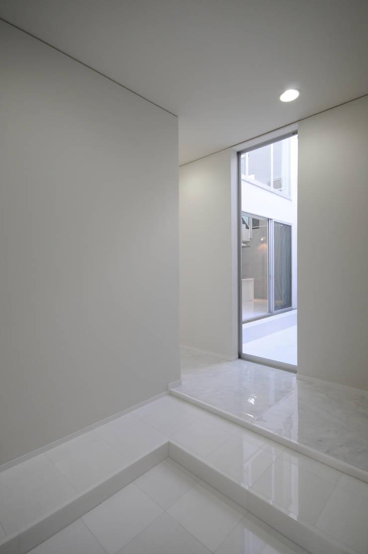 White Composition: 一級建築士事務所 AXISが手掛けた壁です。