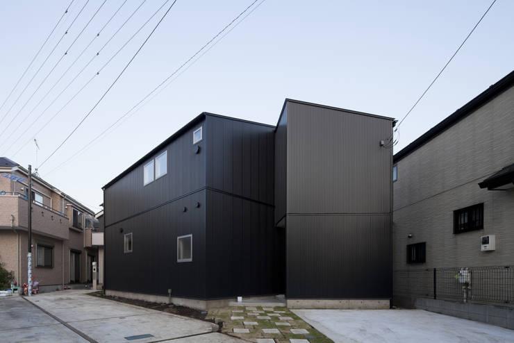 浅間町の家: 小野澤裕子建築設計事務所が手掛けた家です。